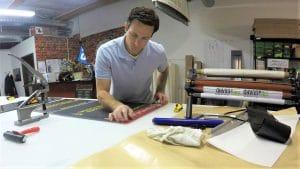 Custom Sign Production