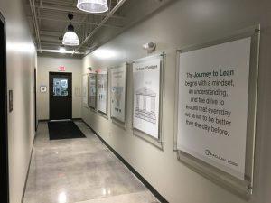 Indoor Motivational Signage